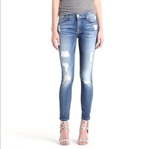 7 For All Mankind The Ankle Skinny *26